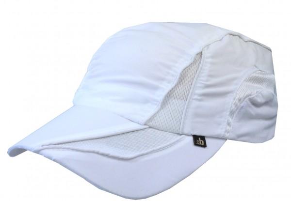 Baseballcap, uni weiß