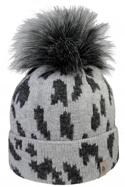 Damen Pudelmütze, Vororder Winter 2021